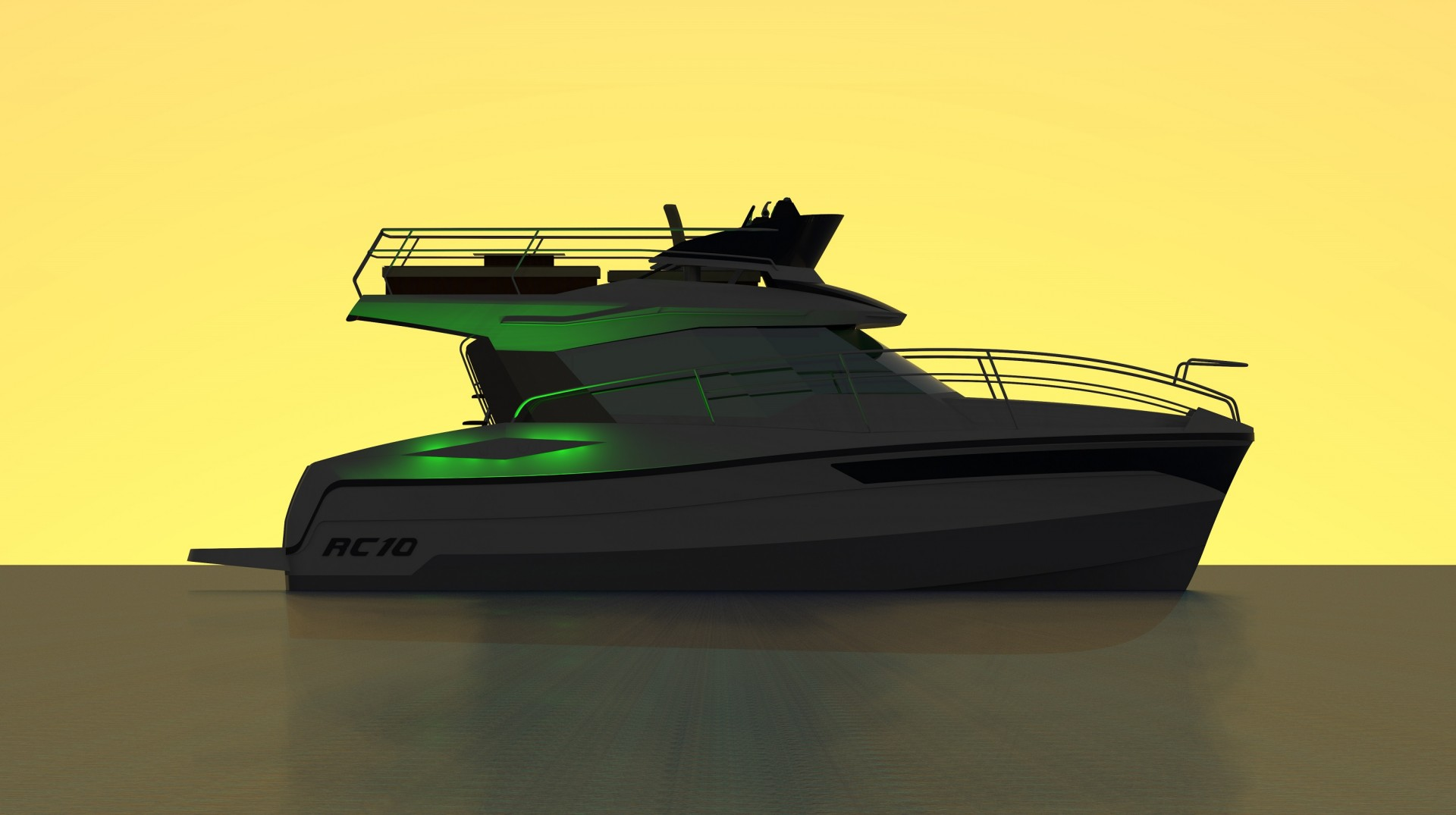 NEW RANGE CRUISER OCQUETEAU RC10