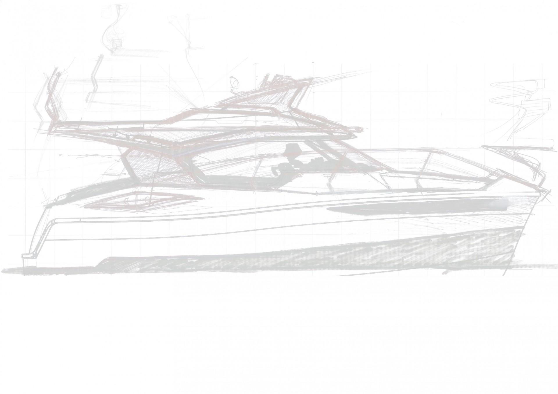 bateau  u00e0 moteur ocqueteau range cruiser 975 fly inboard - notre gamme