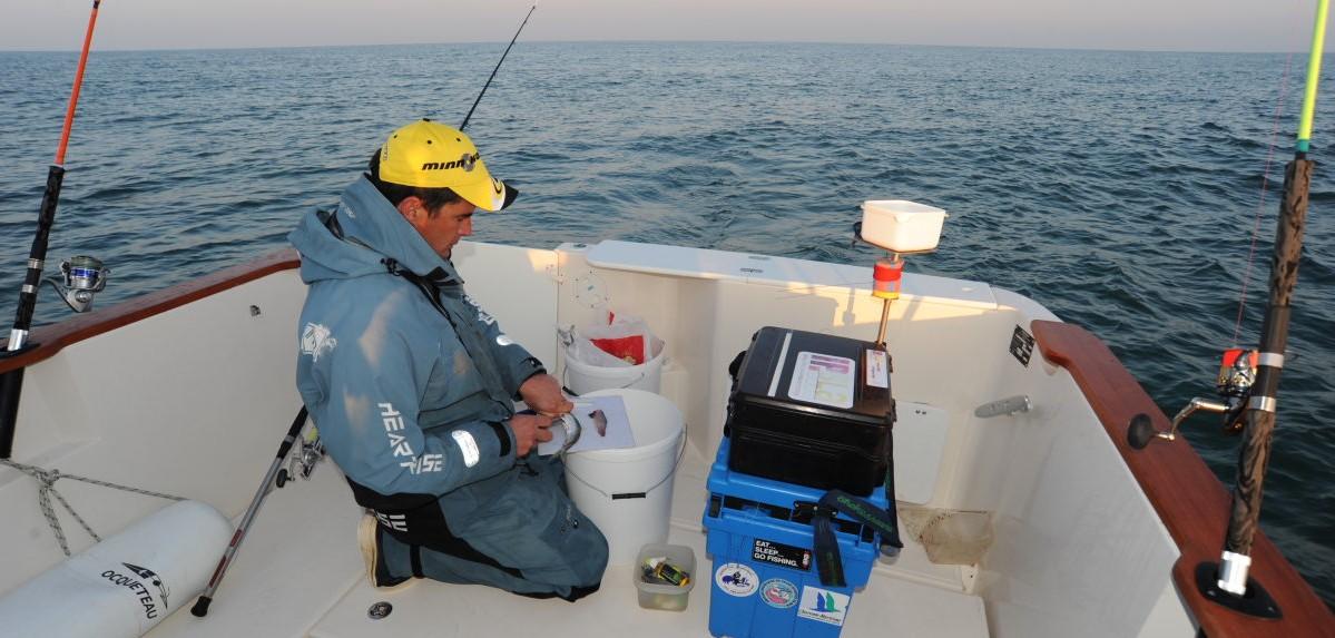 La citation sur la pêche dhiver