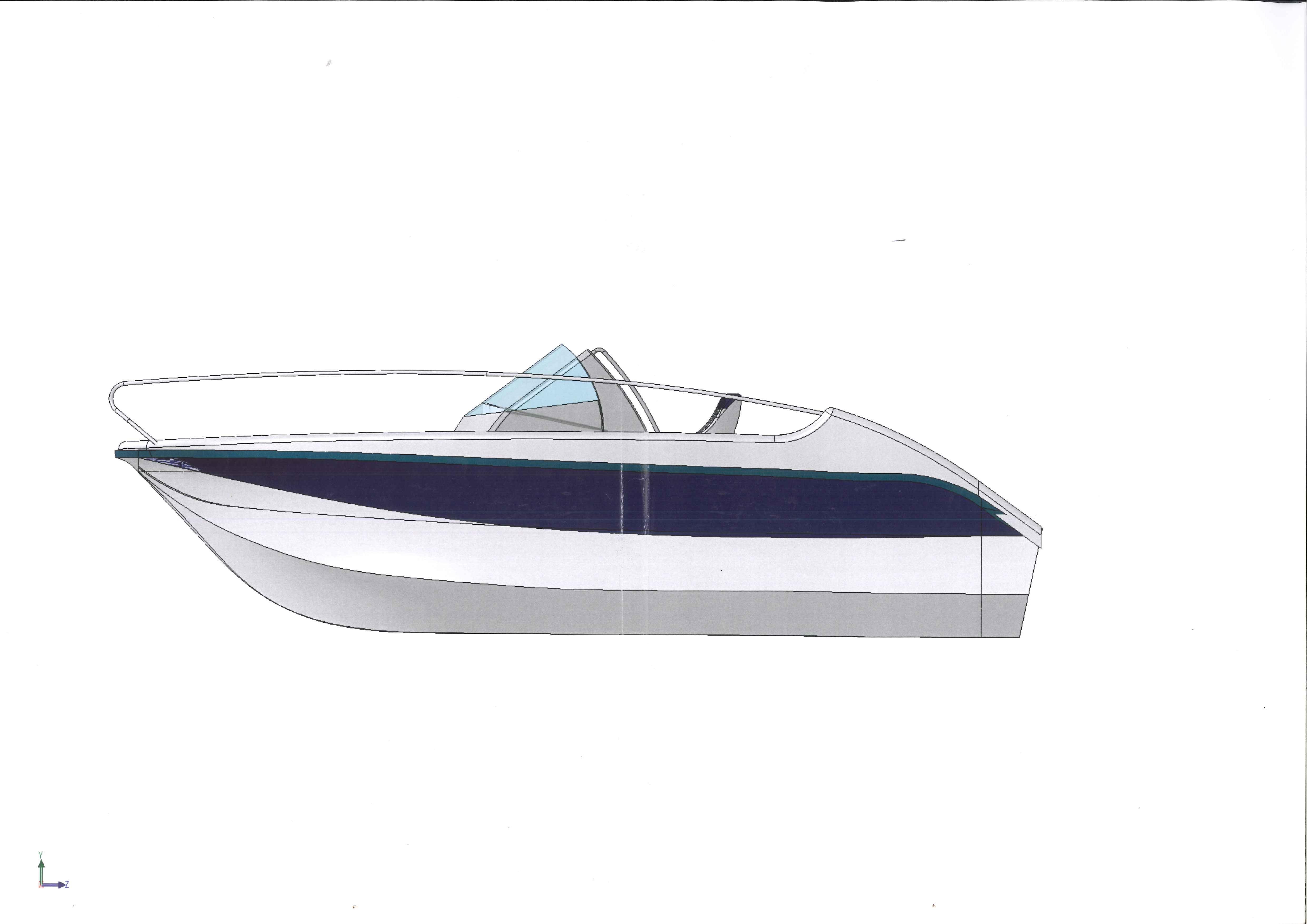 bateau moteur ocqueteau abaco 22 sun deck